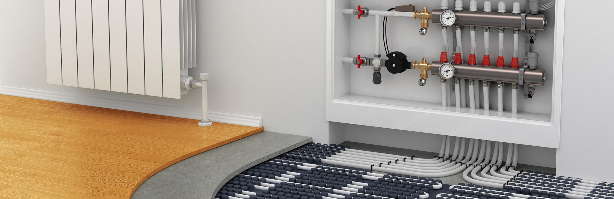 Tipo Di Riscaldamento Più Economico impianti di riscaldamento a pavimento a soffitto a parete